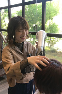田中 ちはる CHIHARU TANAKA