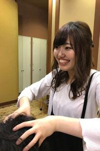 山澤 佳菜子 KANAKO YAMAZAWA