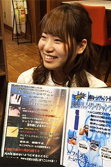 吉河 万美子 MAMIKO YOHIKAWA